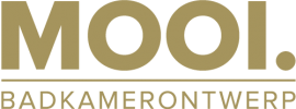 MOOI Badkamerontwerp logo